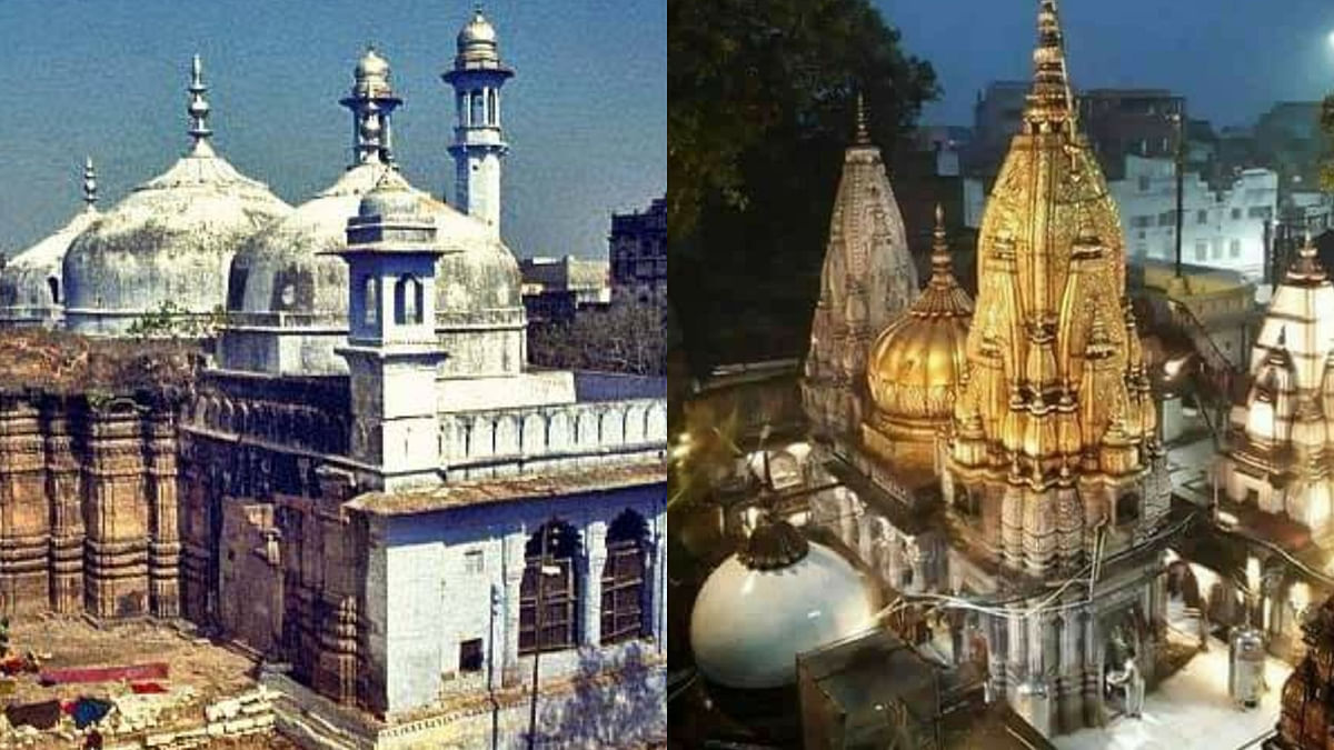 Varanasi court seeks response from Centre, UP Govt on suit for restoration of ancient temple at the site of Gyanvapi Mosque