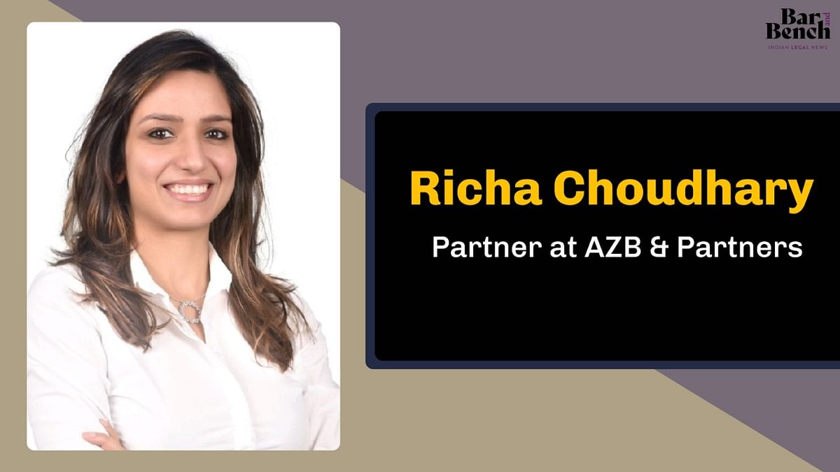 [Exclusive] AZB & Partners Pune Capital Markets Partner Richa Choudhary resigns
