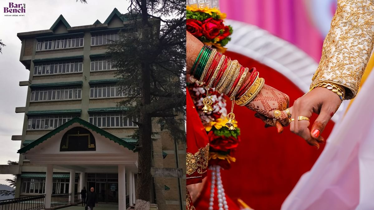 A girl is not cattle; denying right to choose spouse based on caste violative of fundamental rights: Himachal Pradesh High Court