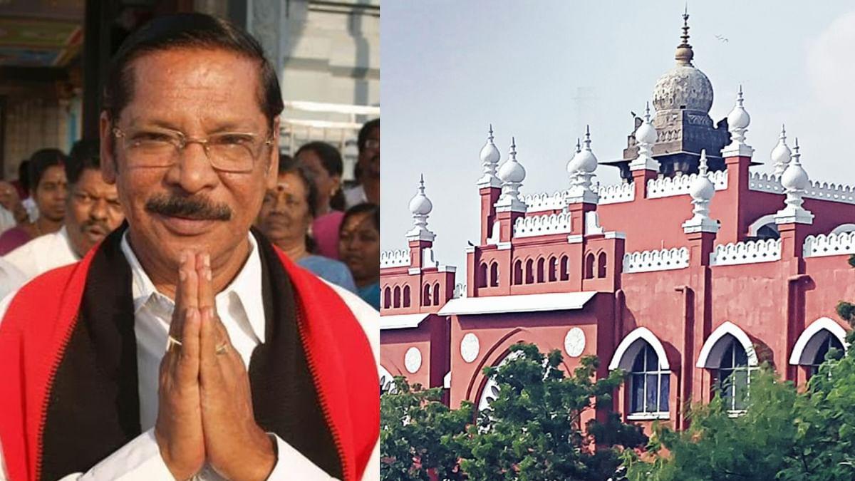 RS Bharathi, Madras high court
