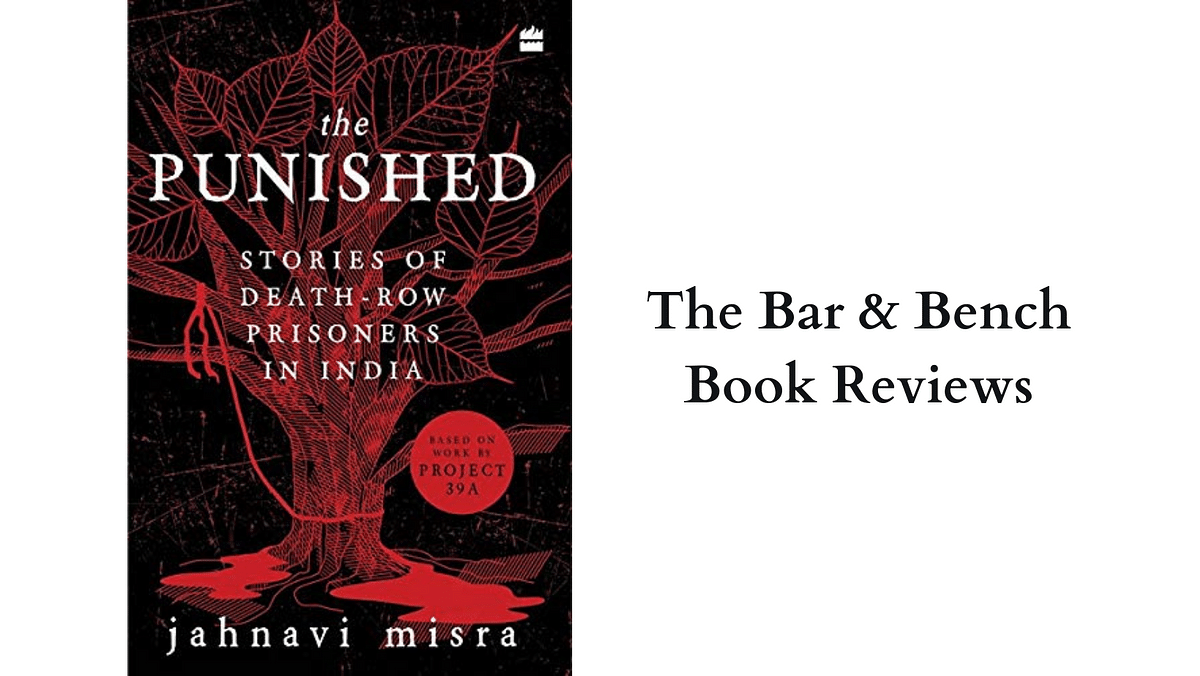 """The B&B Book Reviews: """"The Punished"""" by Jahnavi Misra"""