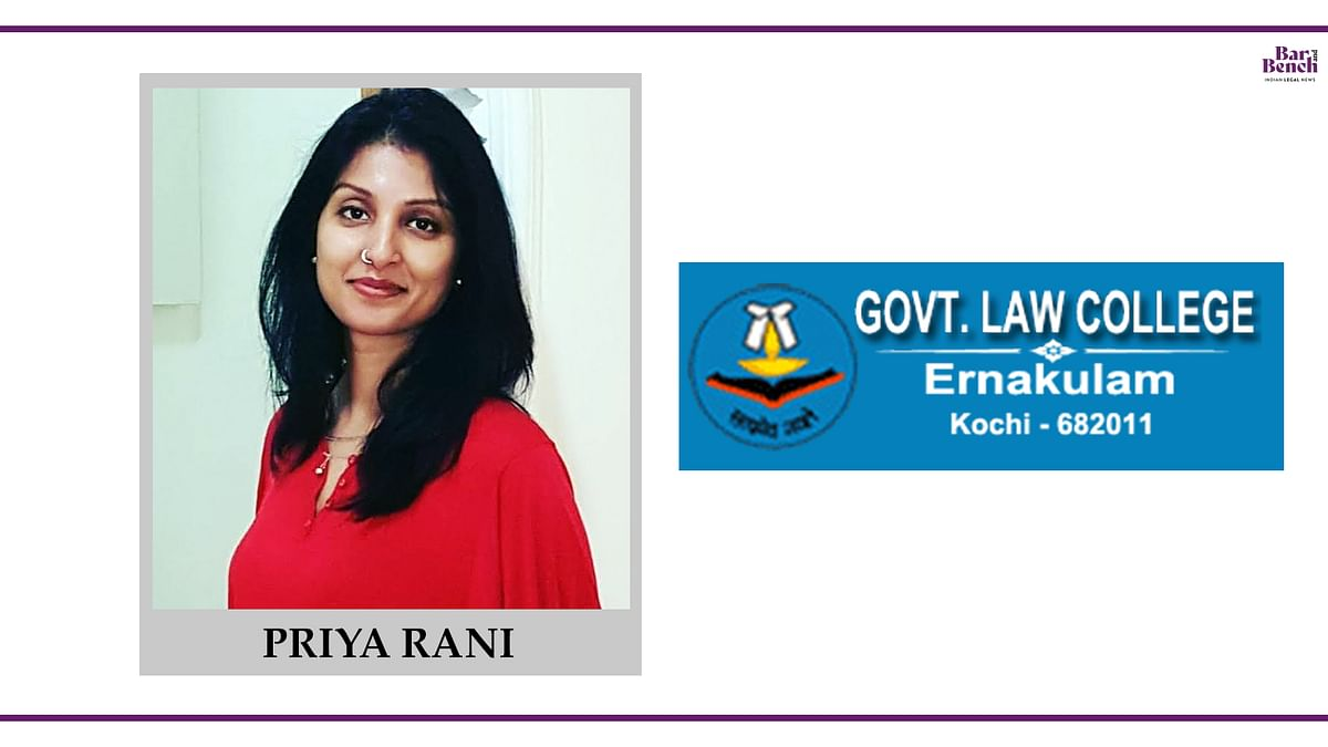 Know your Campus Ambassador: Priya Rani, GLC Ernakulam