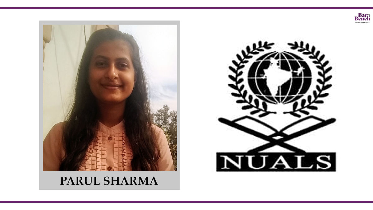 Know your Campus Ambassador: Parul Sharma, NUALS