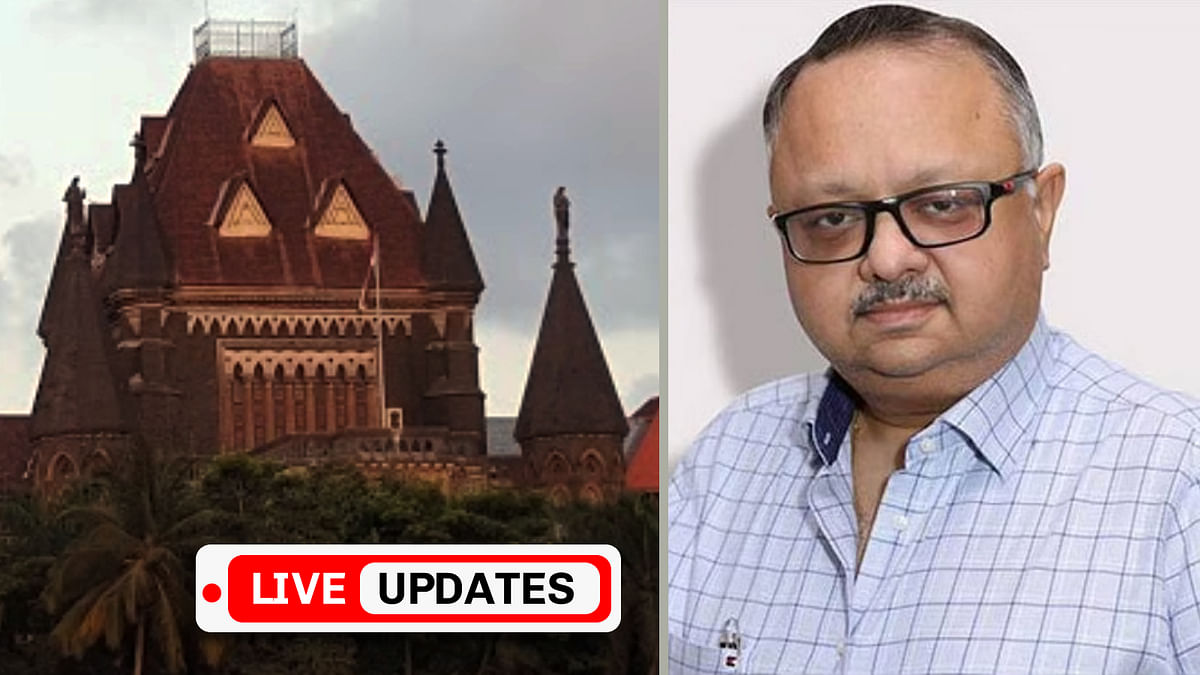 """[TRP Scam] """"I am not saying arrest them, but group under Republic TV is protected and I am behind bars"""", Partho Dasgupta: LIVE from Bombay HC"""