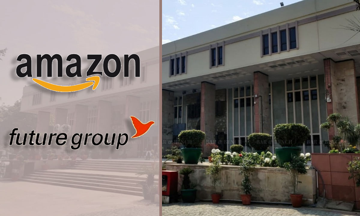 Delhi high court, Amazon and future