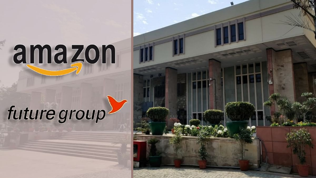 Always helpful to find solution in commercial matters: Delhi High Court asks Amazon, Future if resolution is possible