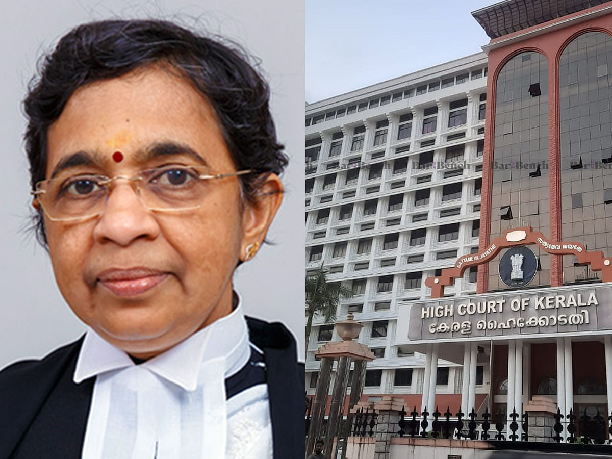 It is important that women lawyers demand adequate remuneration for their professional services: In conversation with Justice PV Asha