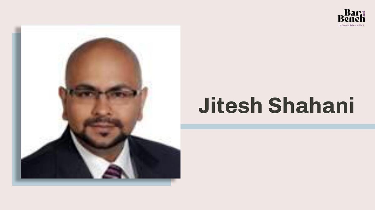 L&L Partners Jitesh Shahani joins S&R Associates as a Partner in Mumbai