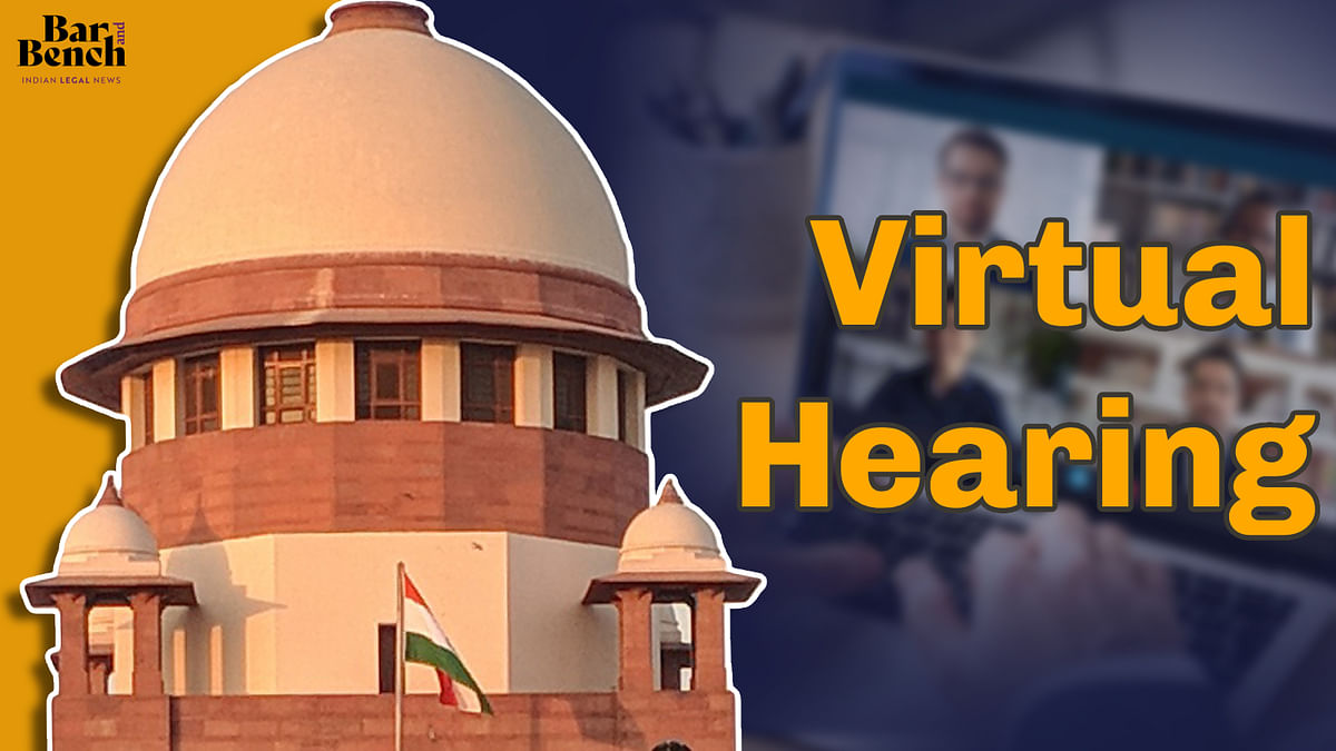 """[BREAKING] Chennai based lawyers' body moves Supreme Court to continue option of virtual appearance as """"a matter of right"""""""