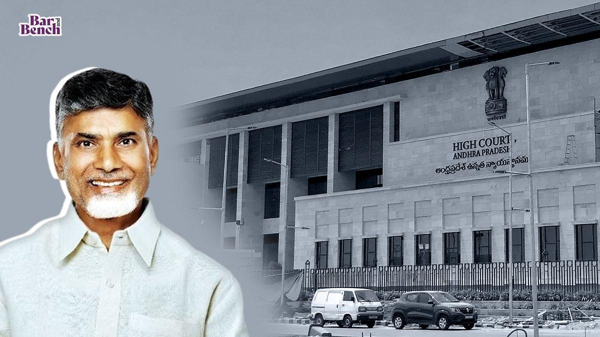 [Breaking] Amaravati Land Scam case: Andhra Pradesh High Court stays FIR against TDP Chief Chandrababu Naidu
