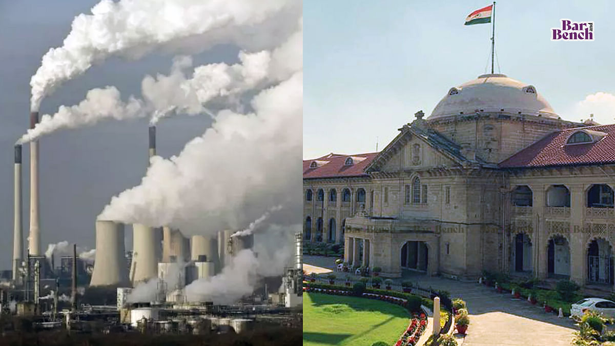 Allahabad High Court seeks State response in a PIL to monitor pollution caused by wood-based industries