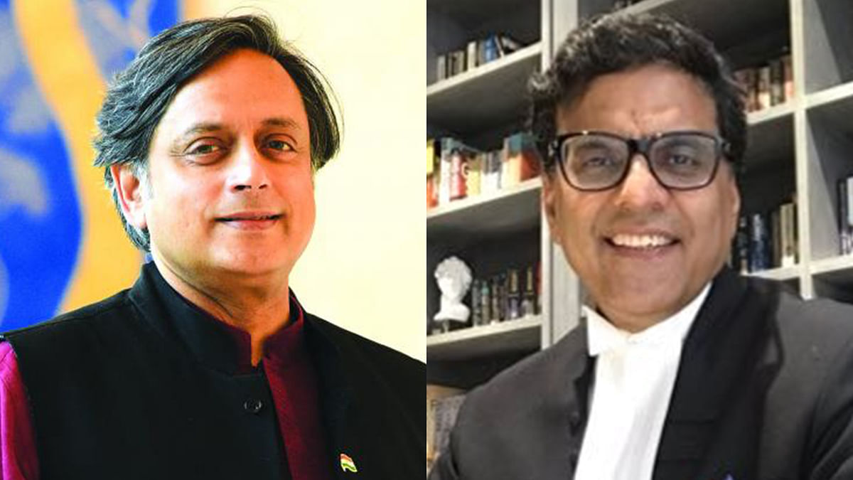 Senior Advocate Vikas Pahwa argues before Delhi Court in favour of Shashi Tharoor's discharge in Sunanda Pushkar case