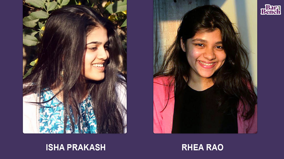 The Journalists: Isha Prakash & Rhea Rao, méLAWnge at GLC Mumbai
