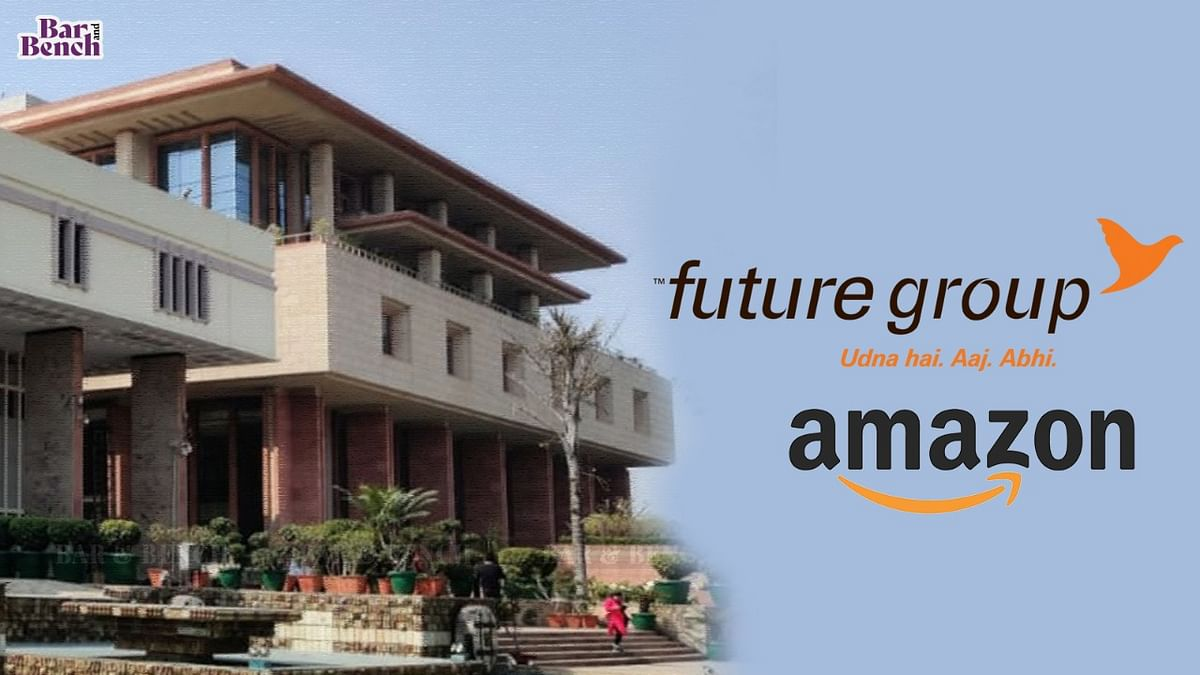 [BREAKING] Amazon v. Future: Appeal filed before Delhi High Court against latest order by Single Judge upholding Emergency Award