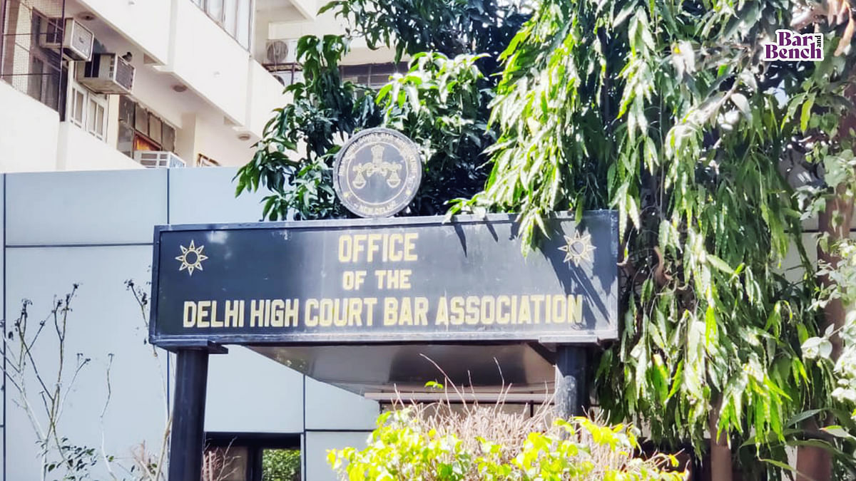 Overwhelming majority of members support resumption of physical hearings: Delhi High Court Bar Association to Delhi High Court