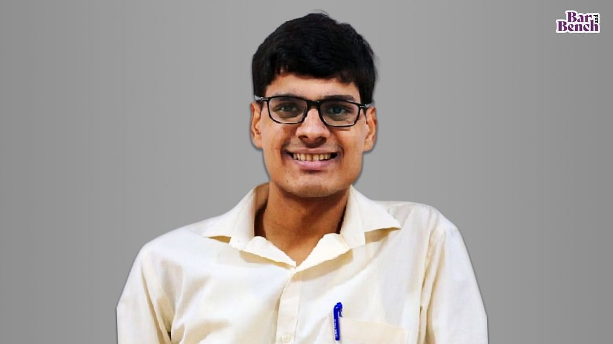 The Journalists: Harshit Agrawal, RMLNLU Law Review