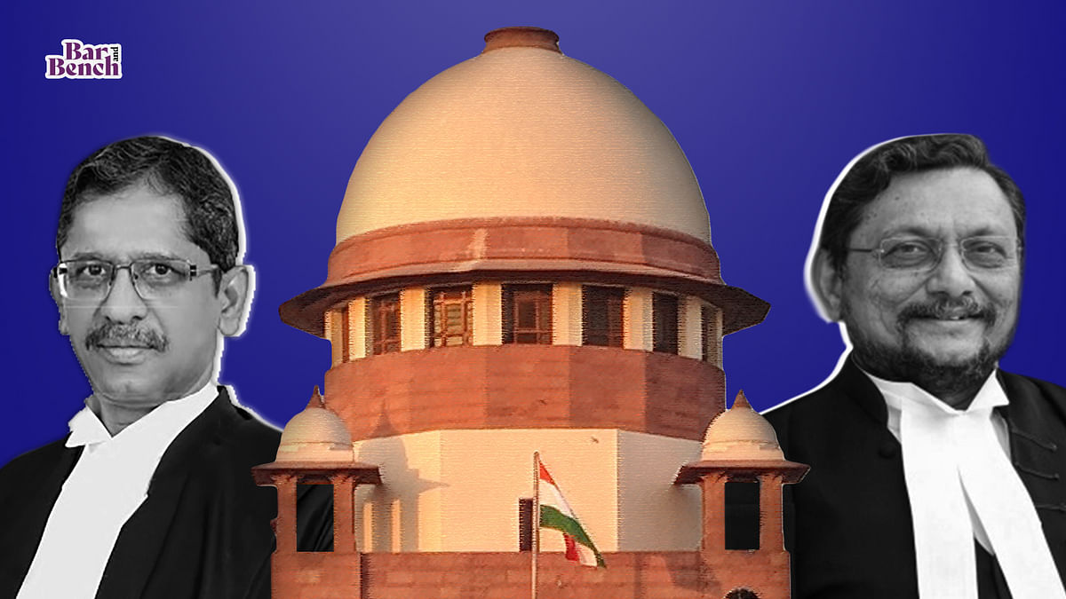 [BREAKING] Chief Justice of India SA Bobde recommends appointment of Justice NV Ramana as next CJI