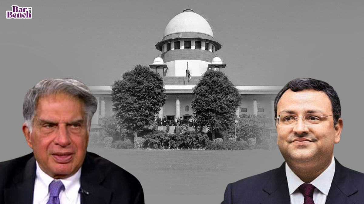 [BREAKING] Supreme Court sets aside NCLAT order which had reinstated Cyrus Mistry as Chairperson of Tata Sons [Read Judgment]