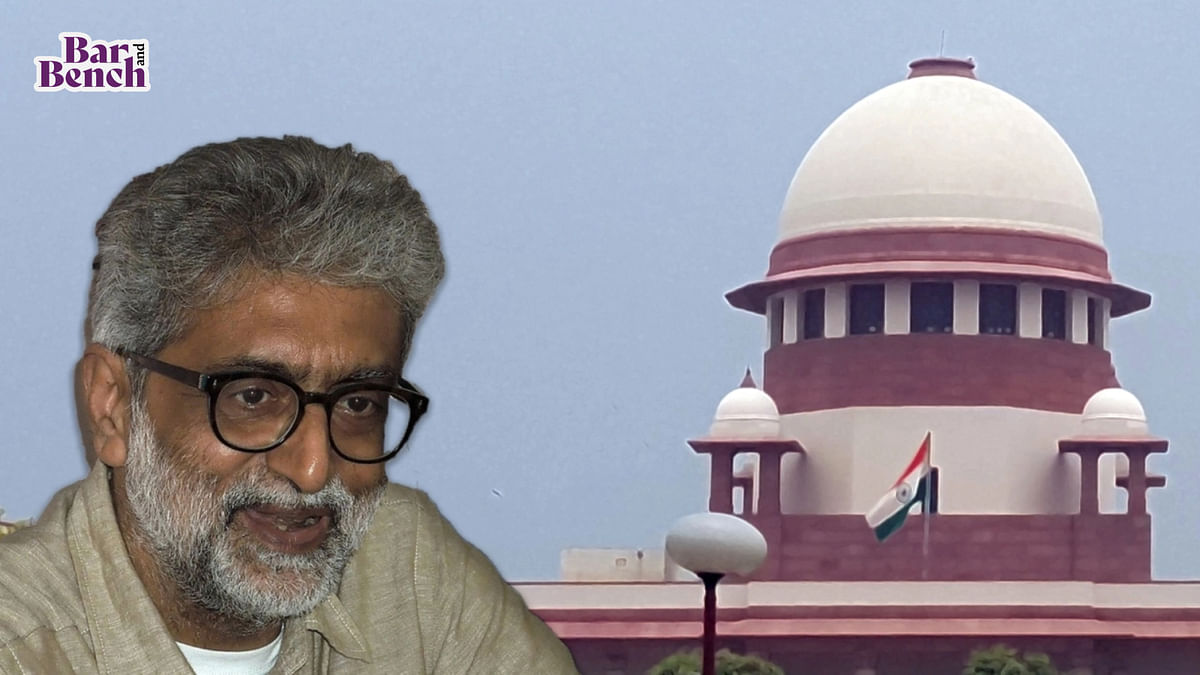 [Bhima Koregaon] Supreme Court seeks response from National Investigation Agency on plea for default bail by Gautam Navlakha