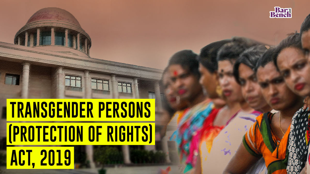 Petition filed before Allahabad High Court seeking implementation of Transgender Persons (Protection of Rights) Act, 2019