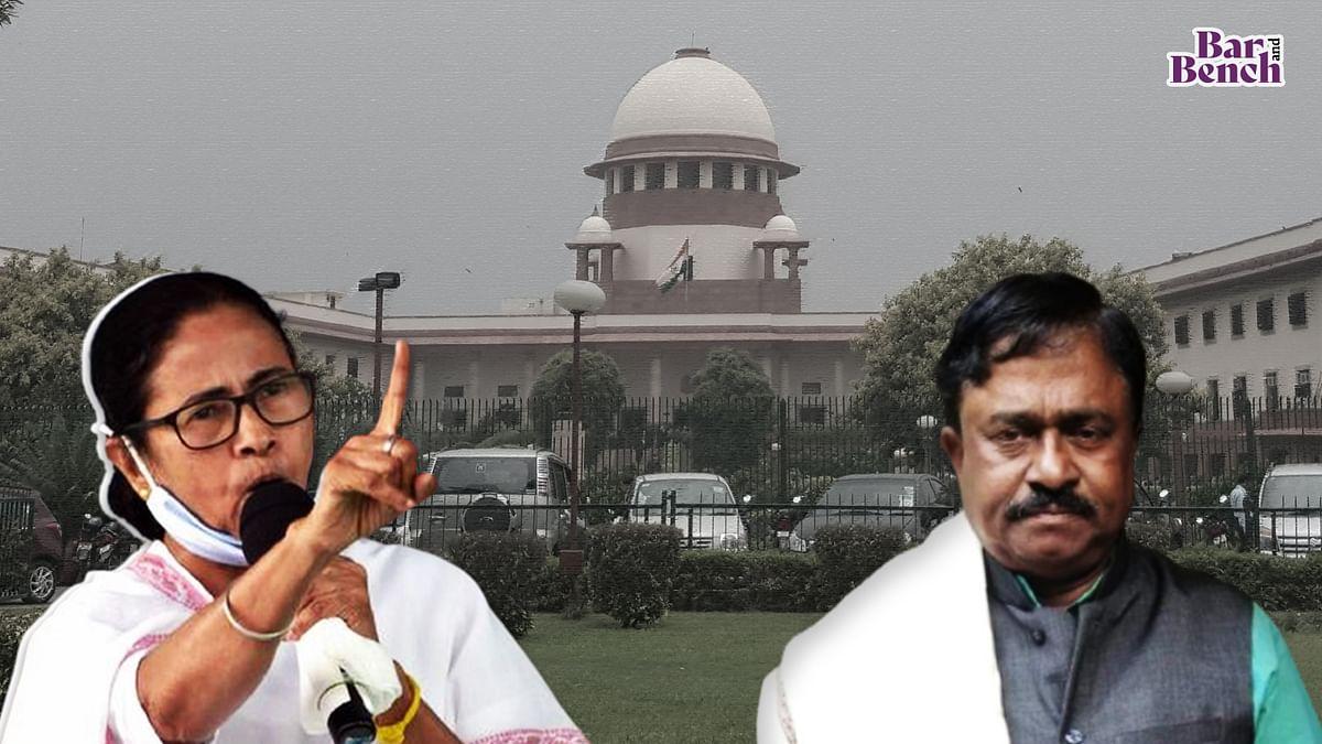 [BREAKING] Supreme Court grants ad-interim stay on Calcutta HC order reviving Nandigram cases against Mamata Banerjee's Election Agent, SK Supian