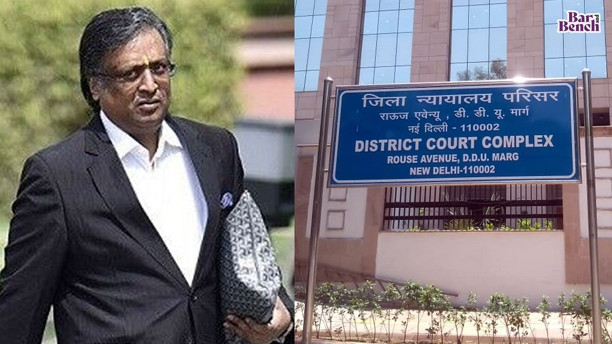 Delhi Court refuses to cancel Gautam Khaitan's bail in AgustaWestland money laundering case