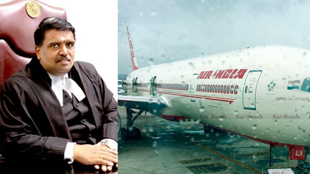 [COVID-19] Fellow passengers' refusal to wear masks on Kolkata-Delhi flight prompts Delhi High Court judge to register suo motu petition