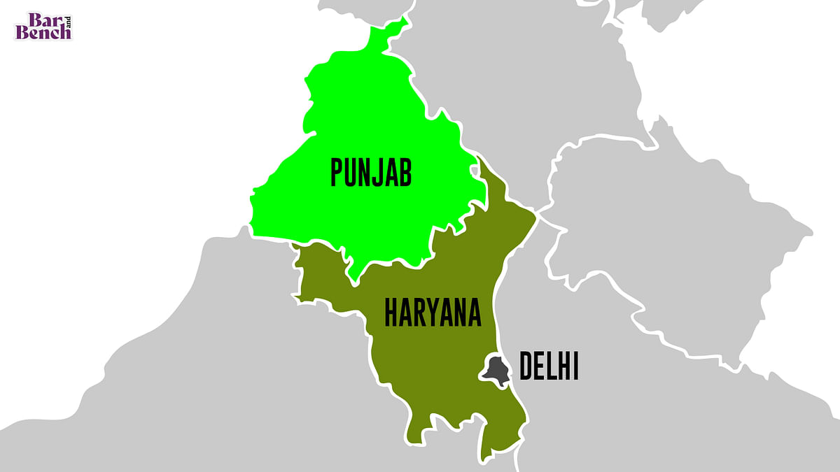 Supreme Court orders Punjab, Haryana to maintain status quo till tomorrow on supply of water to Delhi