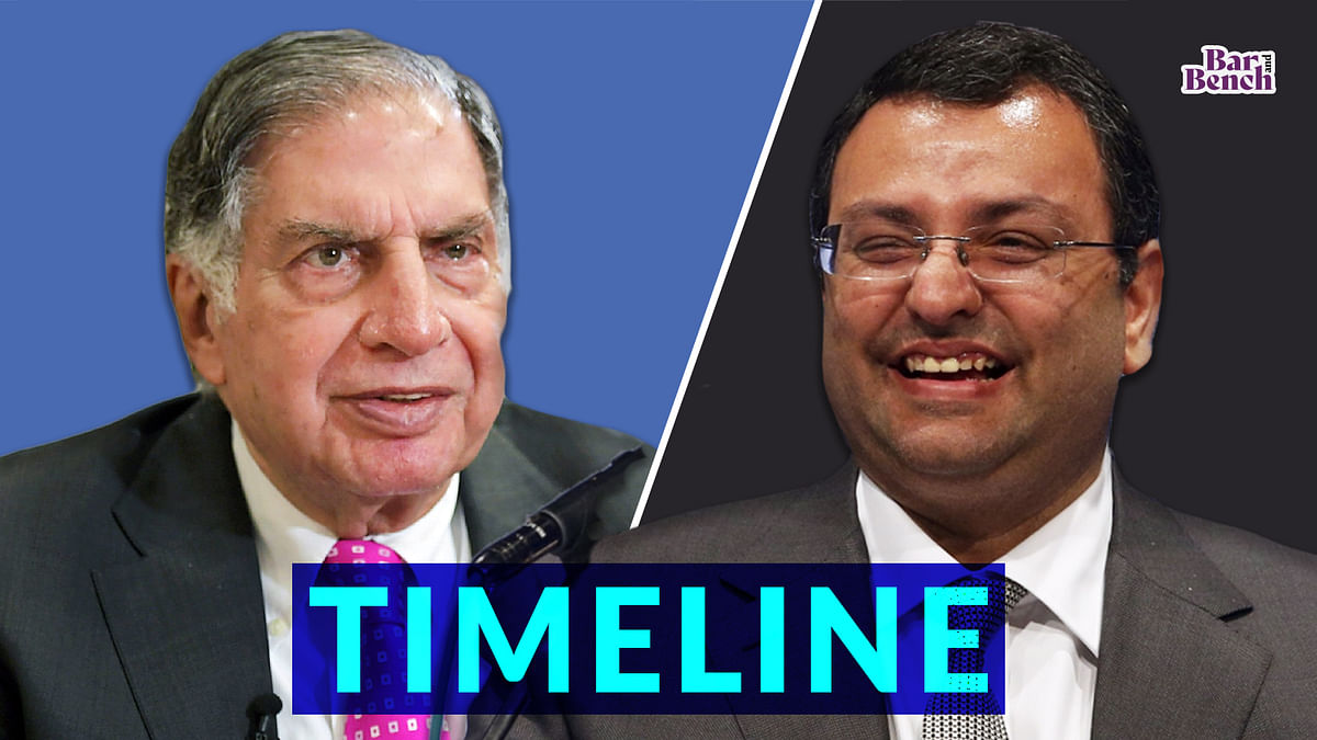 TATA Sons v. Cyrus Mistry: Timeline of Legal Battle