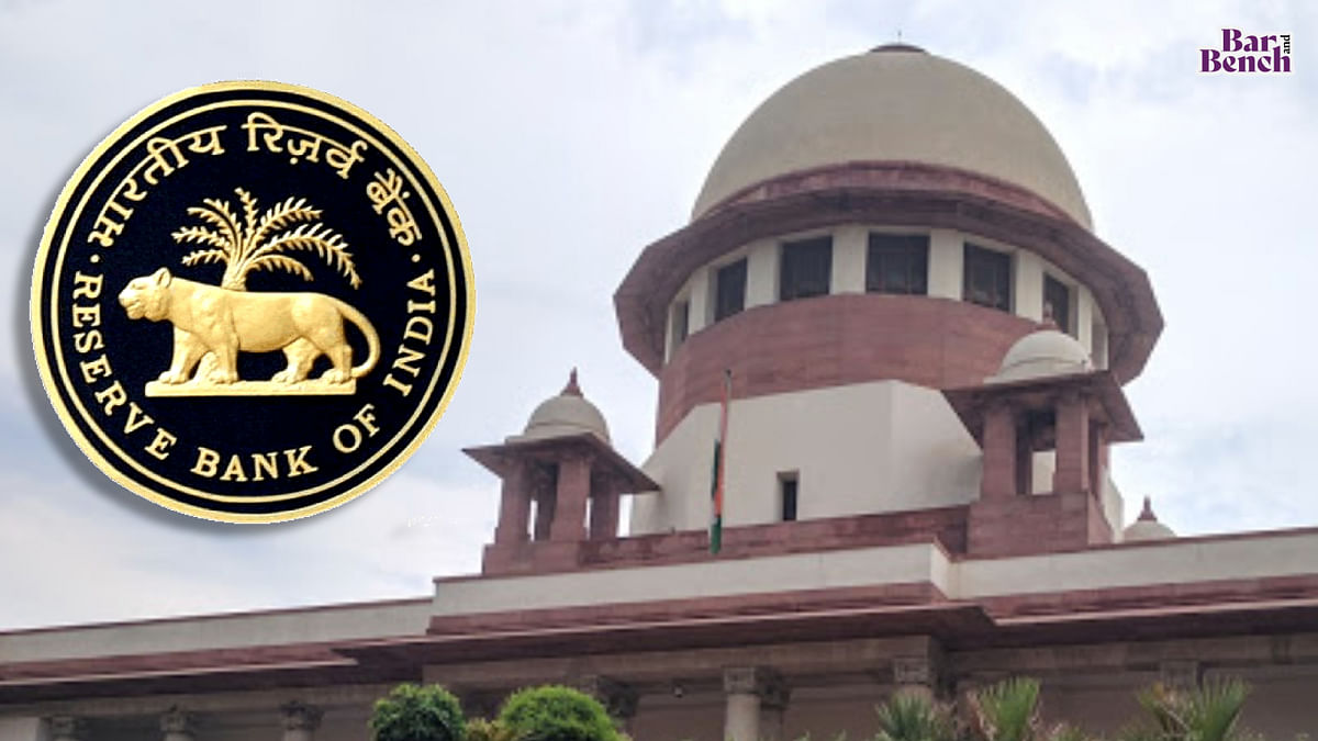 """""""Review petition styled as recall application:"""" Supreme Court refuses to recall 2015 verdict directing RBI to divulge info about banks under RTI"""