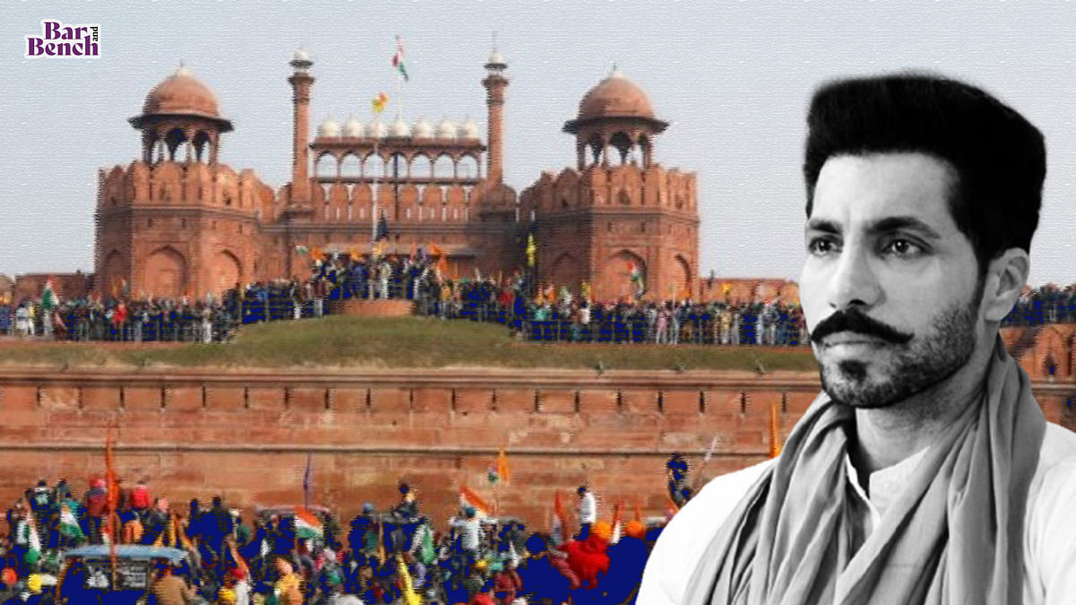 Delhi Court issues fresh summons to Deep Sidhu and others in connection with Republic Day violence at Red Fort