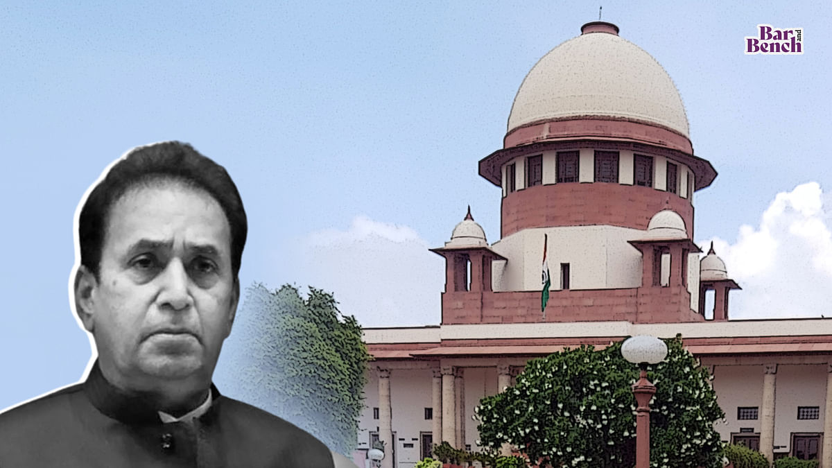 [BREAKING] Final order passed without pleadings: Maharashtra govt, Anil Deshmukh file appeal in Supreme Court against Bombay High Court verdict
