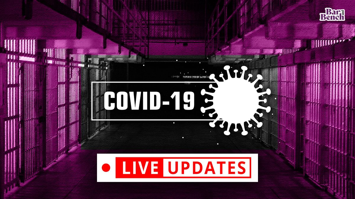 Bombay High Court hears suo motu PIL on rise of COVID-19 cases in Maharashtra Prisons [LIVE UPDATES]