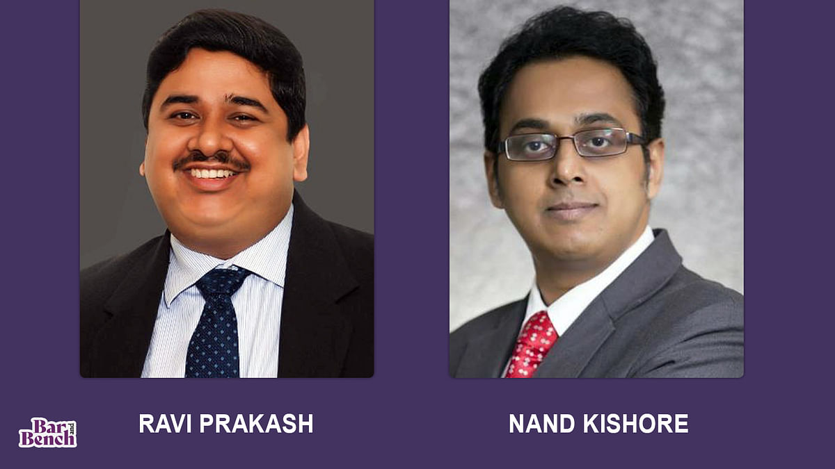 DSK Partners Ravi Prakash and Nand Kishore leave for independent counsel practice