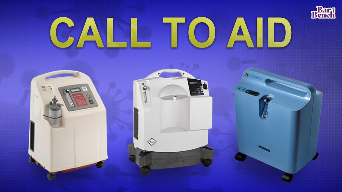 [COVID-19] Call to aid: Help NCR with Oxygen Concentrators