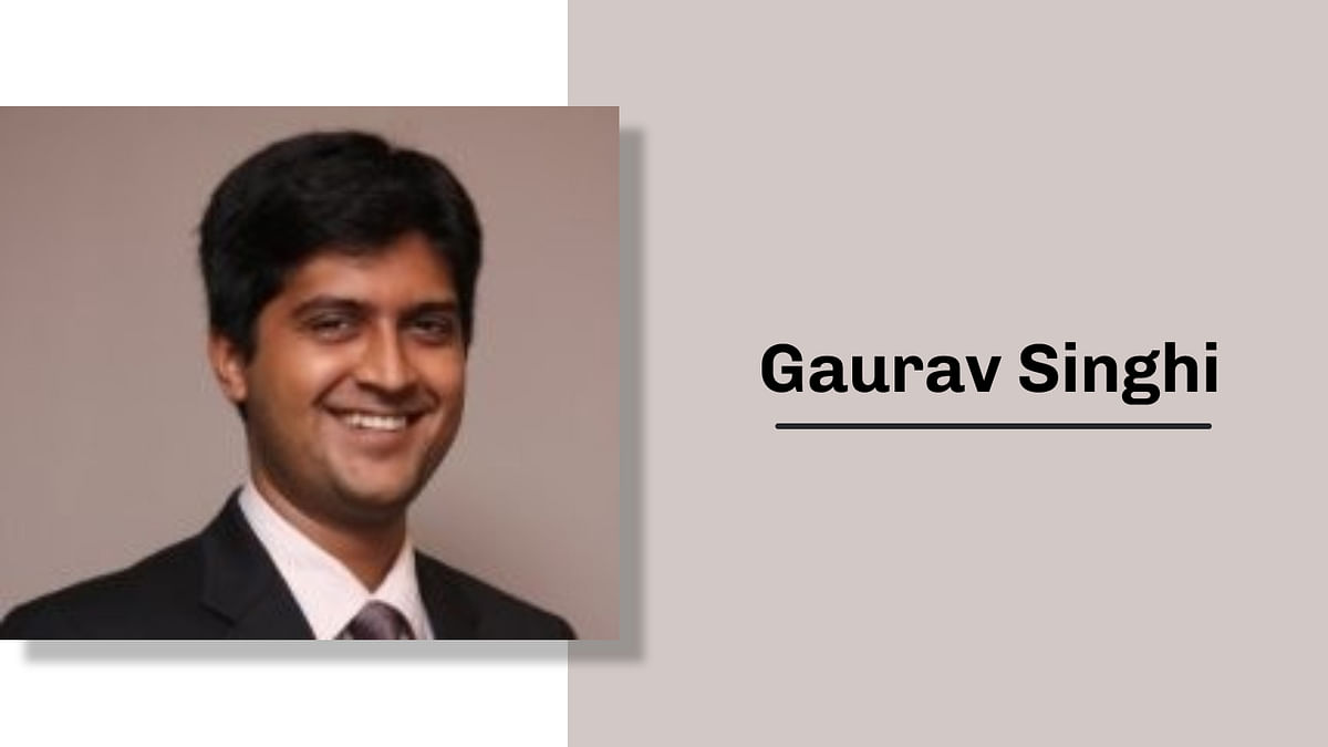 CAM Partner Gaurav Singhi leaves to join Argus Partners