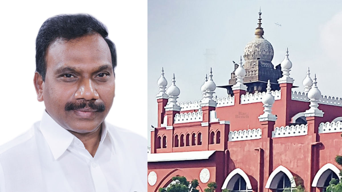 Madras High Court declines to urgently hear DMK's plea against ECI debarment of A Raja from campaigning for 48 hours
