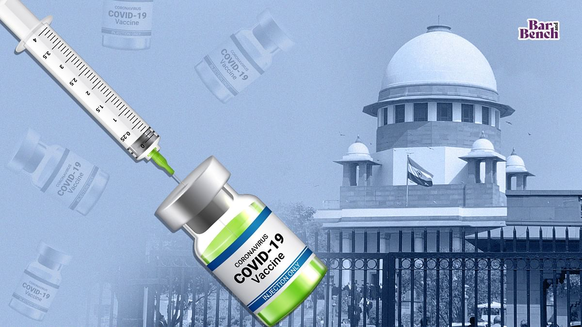"""[COVID-19] """"Coercing people to get vaccinated is unconstitutional:"""" Plea in Supreme Court seeks disclosure of data on COVID vaccine trial"""