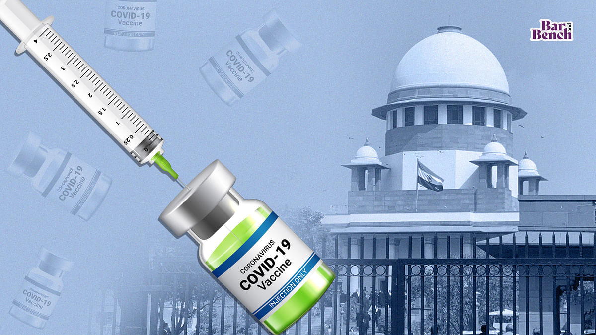 Plea in Supreme Court seeks permission for individuals vaccinated with Covaxin to voluntarily get vaccinated with Covishield