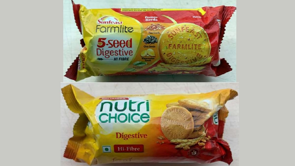 Sunfeast Digestive biscuits packaging not deceptively similar to Nutri Choice Digestive biscuits: Delhi High Court