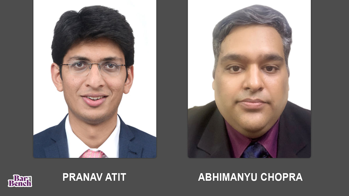AZB & Partners makes Pranav Atit and Abhimanyu Chopra Partners, promotes five to Counsel