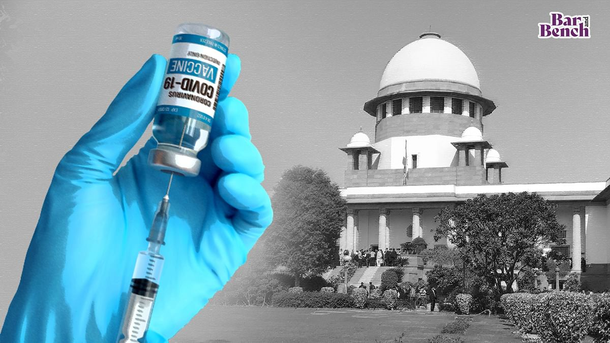 [COVID Vaccine Policy] Overzealous judicial intervention may have unforeseen consequences: Centre requests Supreme Court to leave it to Executive