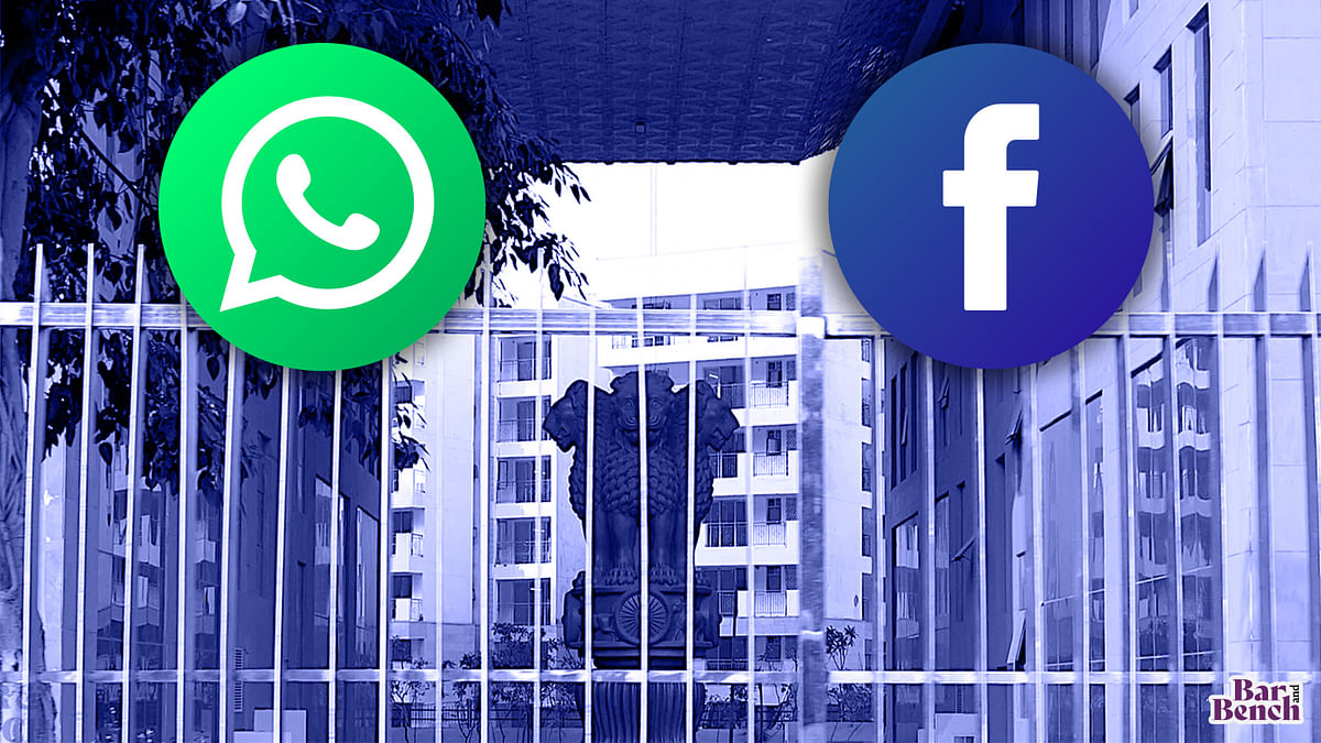 [WhatsApp Privacy Policy] Delhi High Court issues notice in WhatsApp, Facebook appeal against Single Judge order refusing to set aside CCI probe