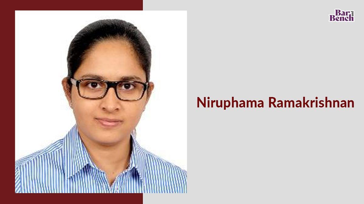 AZB Senior Associate Niruphama R joins JSA as Partner