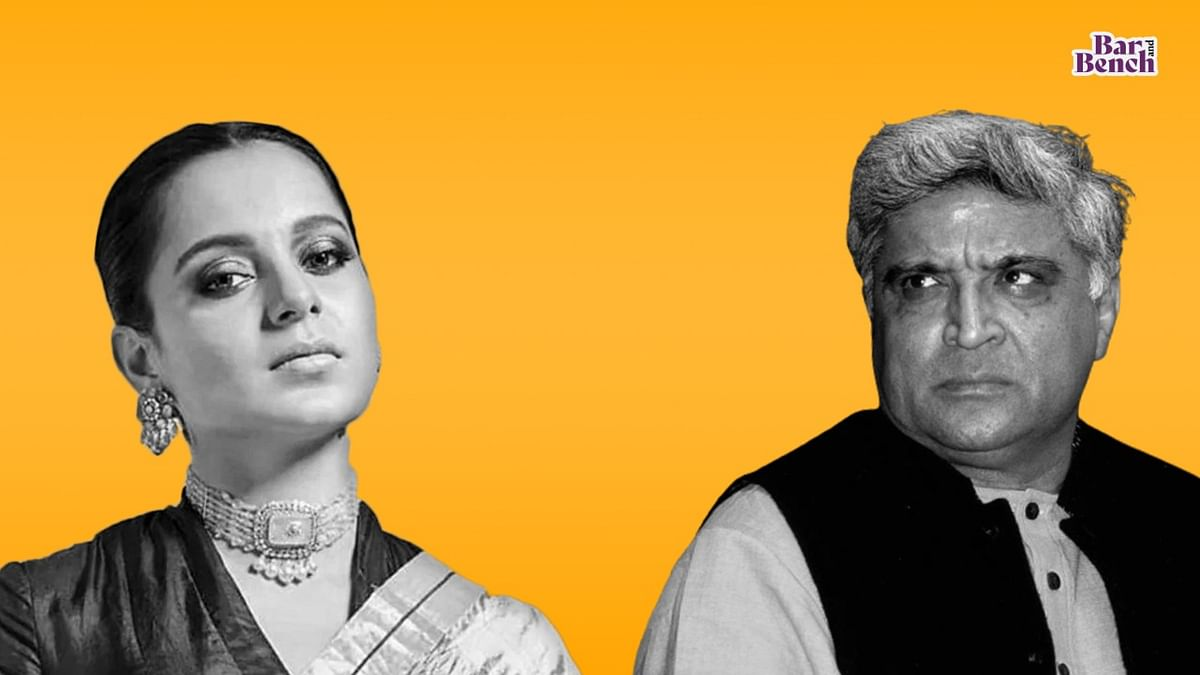 [BREAKING] Bombay High Court dismisses plea by Kangana Ranaut challenging Javed Akhtar defamation case