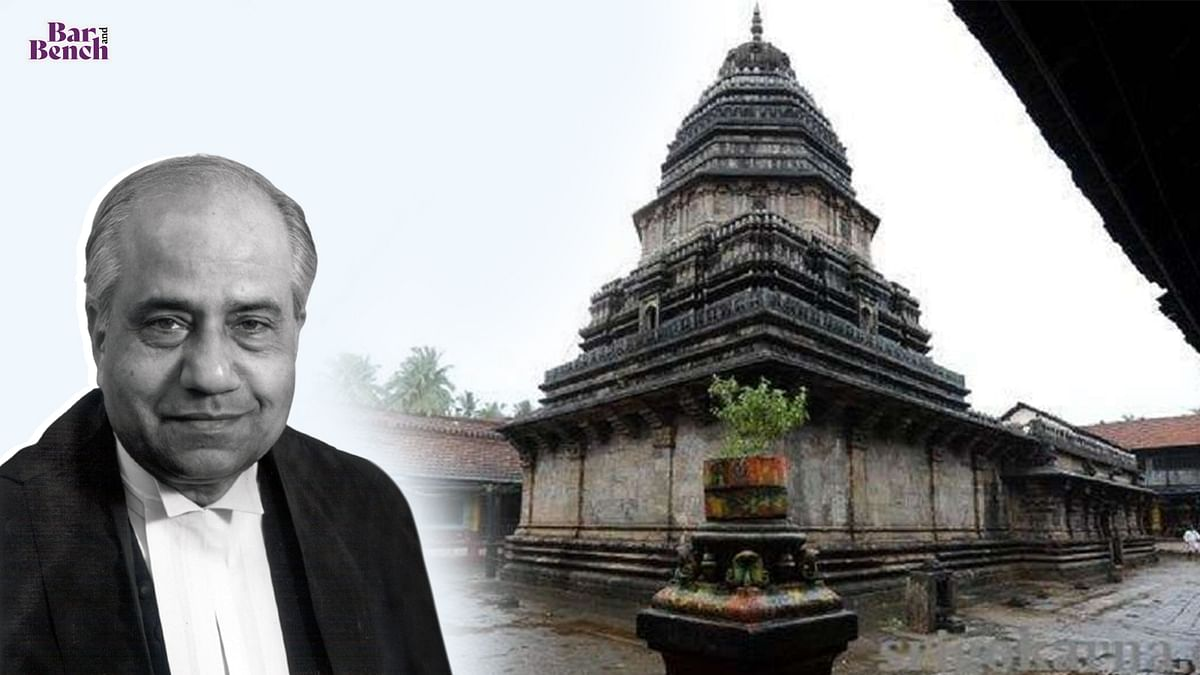 Supreme Court appoints committee headed by Justice BN Srikrishna to manage affairs of Mahabaleshwar temple at Gokarna