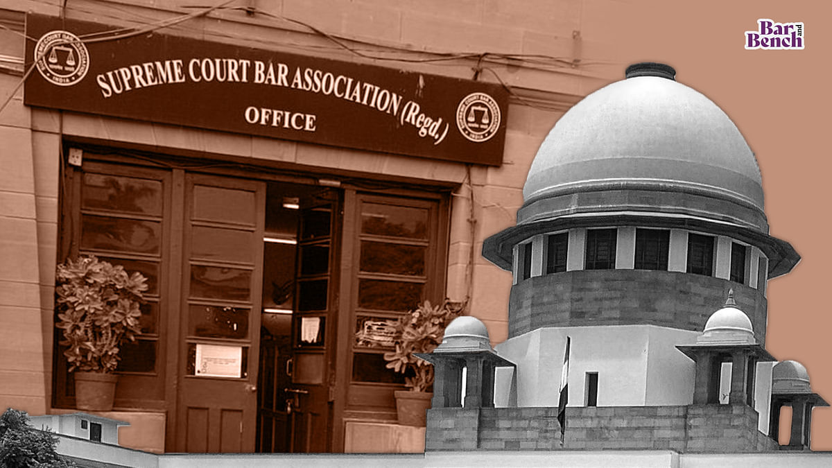 [BREAKING] Supreme Court Bar Association moves top court opposing proposed transfer of COVID-19 issues from High Courts to Supreme Court