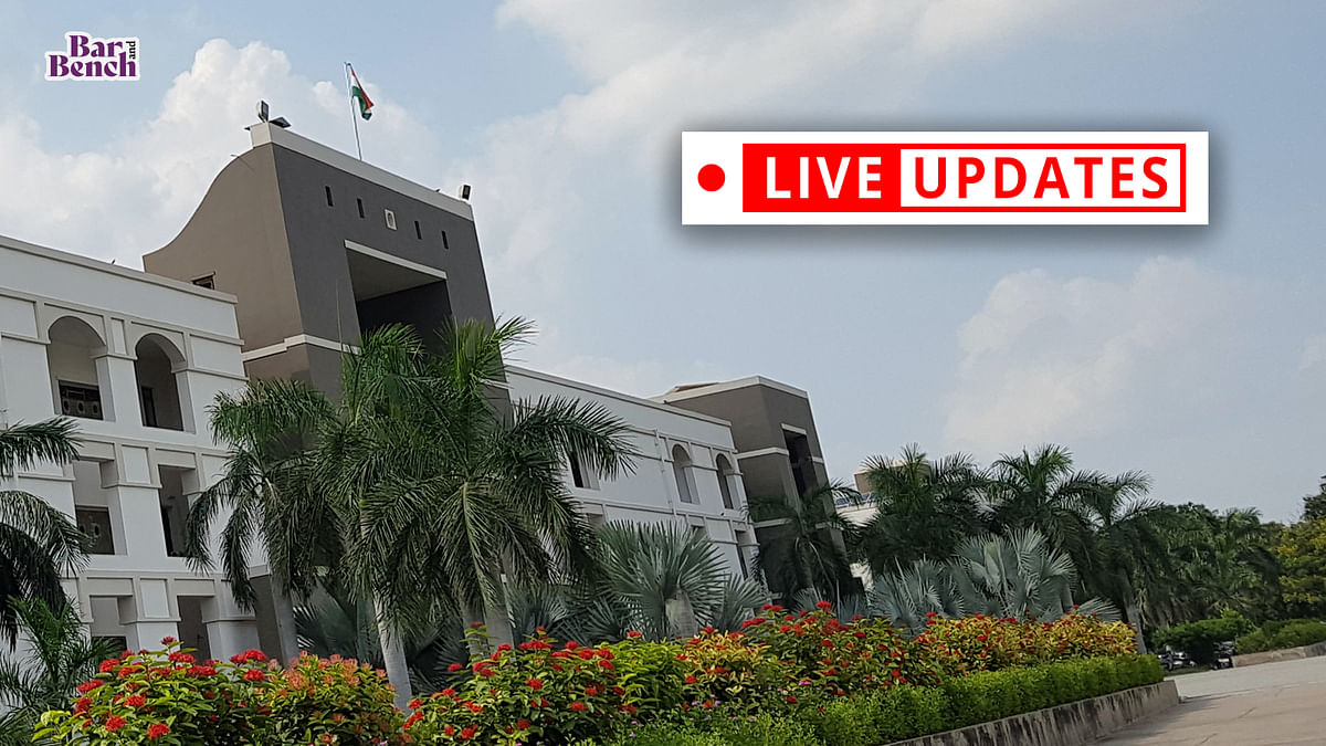 Gujarat High Court hears suo motu case on COVID-19 situation [LIVE UPDATES]