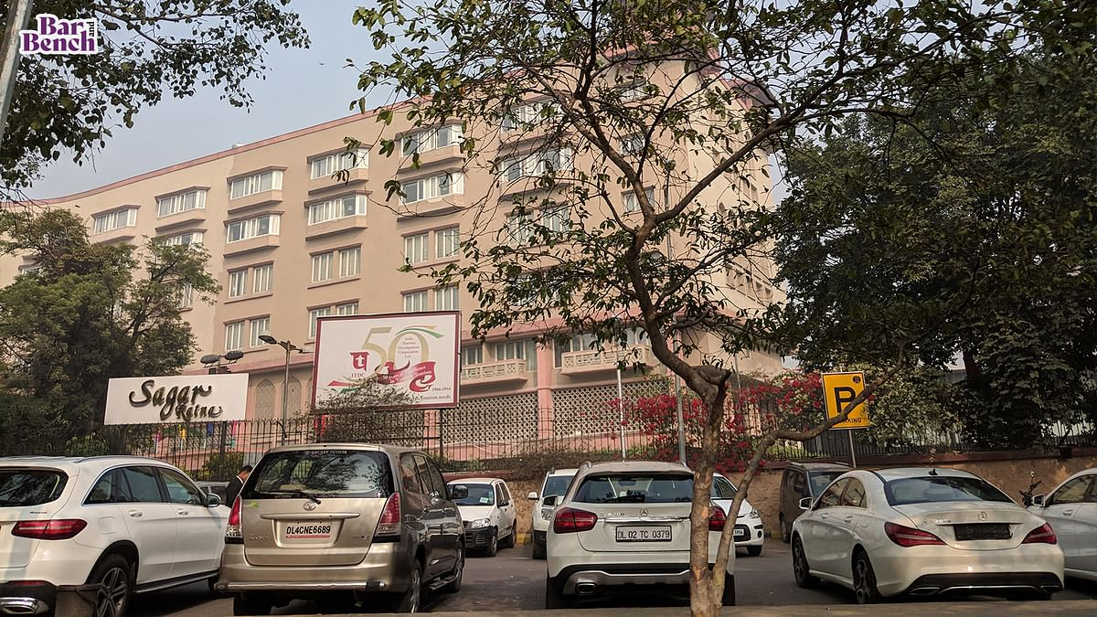 Delhi govt orders 100 rooms at Ashoka Hotel, Chanakyapuri to be reserved as COVID-19 facility for Judges, Judicial Officers of Delhi High Court