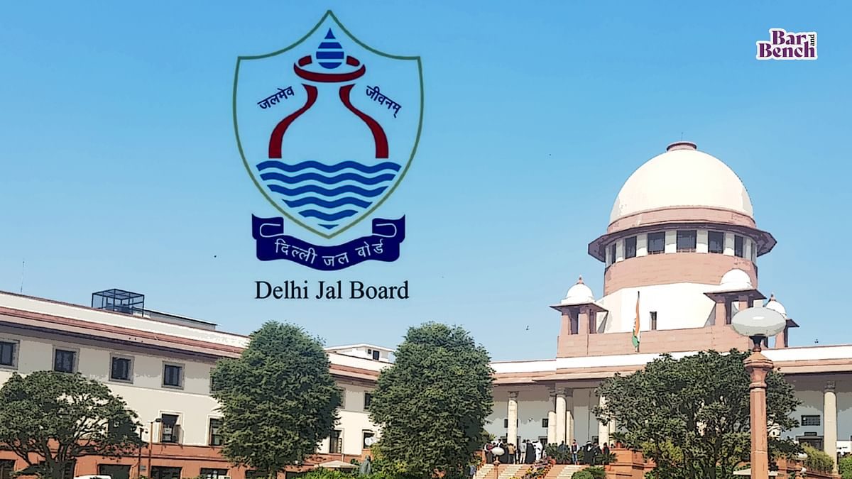 "Plea by Delhi Jal Board complaining of Ammonia spike in drinking water attempt to conceal ""utter failure"" in water management: Haryana to SC"
